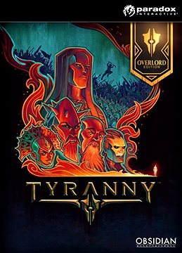 Tyranny - Overlord Edition (PC/MAC/LX) PL DIGITAL + BONUS!