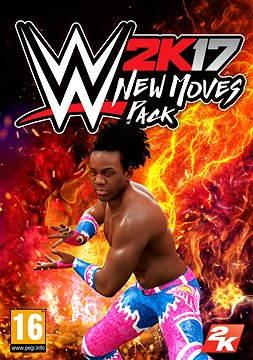 WWE 2K17 - New Moves Pack (PC) DIGITAL