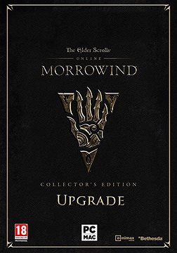 The Elder Scrolls Online - Morrowind Digital Collector's Upgrade (PC/MAC) DIGITAL