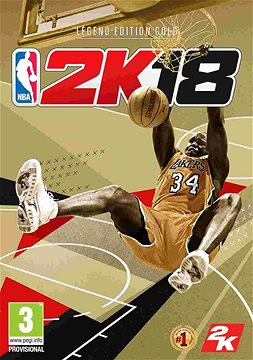 NBA 2K18 Legend Edition Gold (PC) DIGITAL