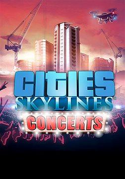 Cities: Skylines - Concerts (PC/MAC/LX) DIGITAL