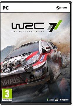 WRC 7 FIA World Rally Championship (PC) DIGITAL + BONUS!