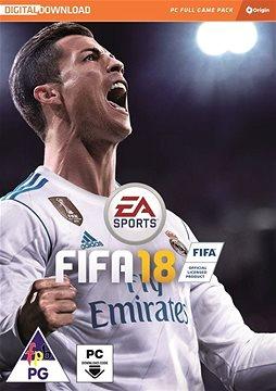 FIFA 18 (PC) CZ DIGITAL