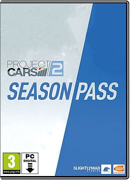 Project Cars 2 Season Pass (PC) DIGITAL
