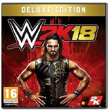 WWE 2K18 Digital Deluxe Edition (PC) DIGITAL
