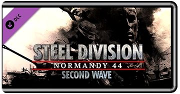 Steel Division: Normandy 44: Second Wave (PC) DIGITAL