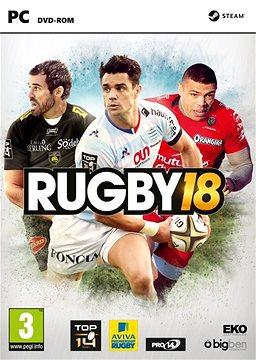 Rugby 2018 (PC) DIGITAL