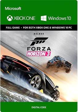 Forza Horizon 3 Deluxe Edition - (Play Anywhere) DIGITAL