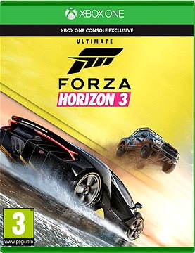 Forza Horizon 3 Ultimate Edition - (Play Anywhere) DIGITAL