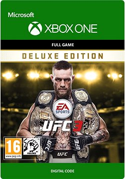UFC 3: Deluxe Edition - Xbox One Digital