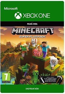Minecraft: Super Plus Pack - Xbox One Digital
