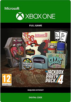 The Jackbox Party Pack 4 - Xbox One Digital