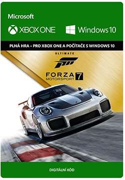 Forza Motorsport 7: Ultimate Edition - (Play Anywhere) DIGITAL