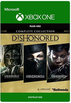 Dishonored Complete Collection - Xbox One Digital