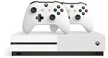 Xbox One S 1TB + extra Wireless Controller