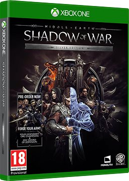 Middle-earth: Shadow of War Silver Edition - Xbox One