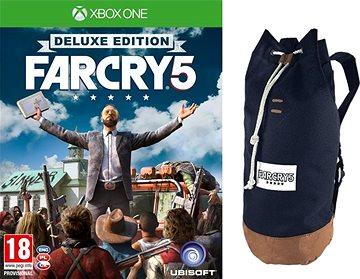 Far Cry 5 Deluxe Edition + Originální Batoh - Xbox One