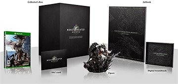 Monster Hunter: World - Collector's Edition - Xbox One