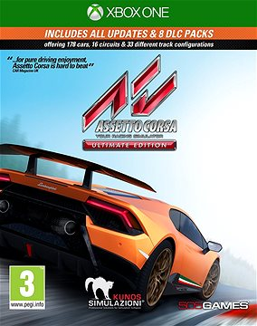 Assetto Corsa: Ultimate Edition - Xbox One