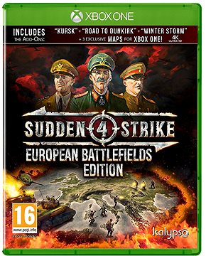 Sudden Strike 4: European Battlefields Edition - Xbox One