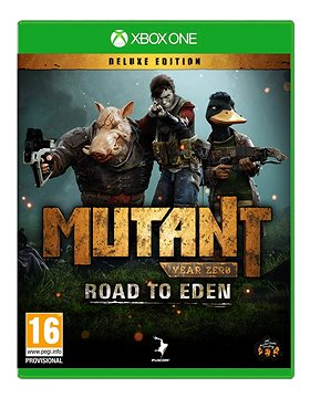 Mutant Year Zero: Road to Eden - Xbox One