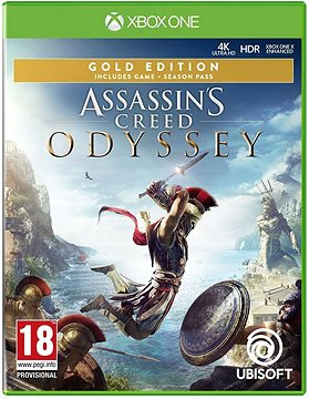 Assassins Creed Odyssey - Gold Edition - Xbox One