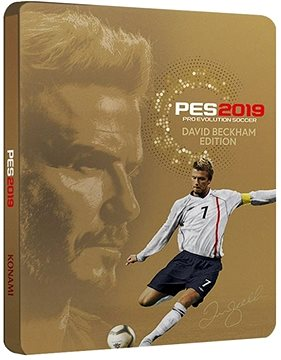 Pro Evolution Soccer 2019 - David Beckham edition - Xbox One