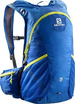 Salomon Trail 20 Union blue gecko green - Batoh  d3de76c09b