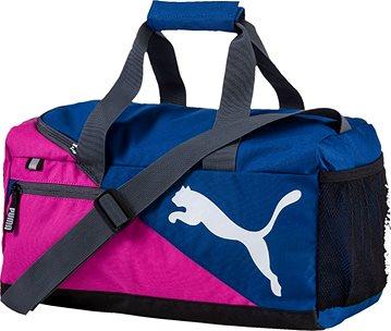 Puma Fundamentals Sports Bag S Rose Violet-TR - Sportovní taška ... 363ea17e93
