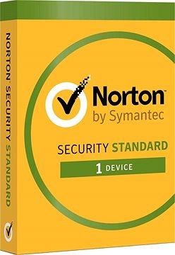 Symantec Norton Security Standard 3.0 CZ, 1 uživatel, 1 zařízení, 12 měsíců (elektronická licence)