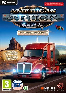 American Truck Simulator Zlatá edice