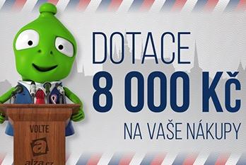 Volby - Kampaň při příležitosti voleb