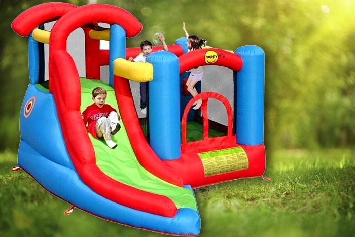 Léto přichází: Pořiďte dětem bazének či hrací centrum!