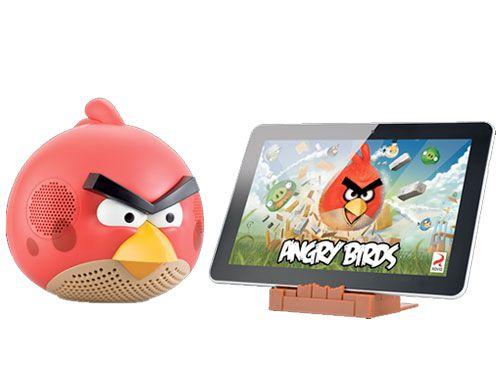 Angry birds reproduktor