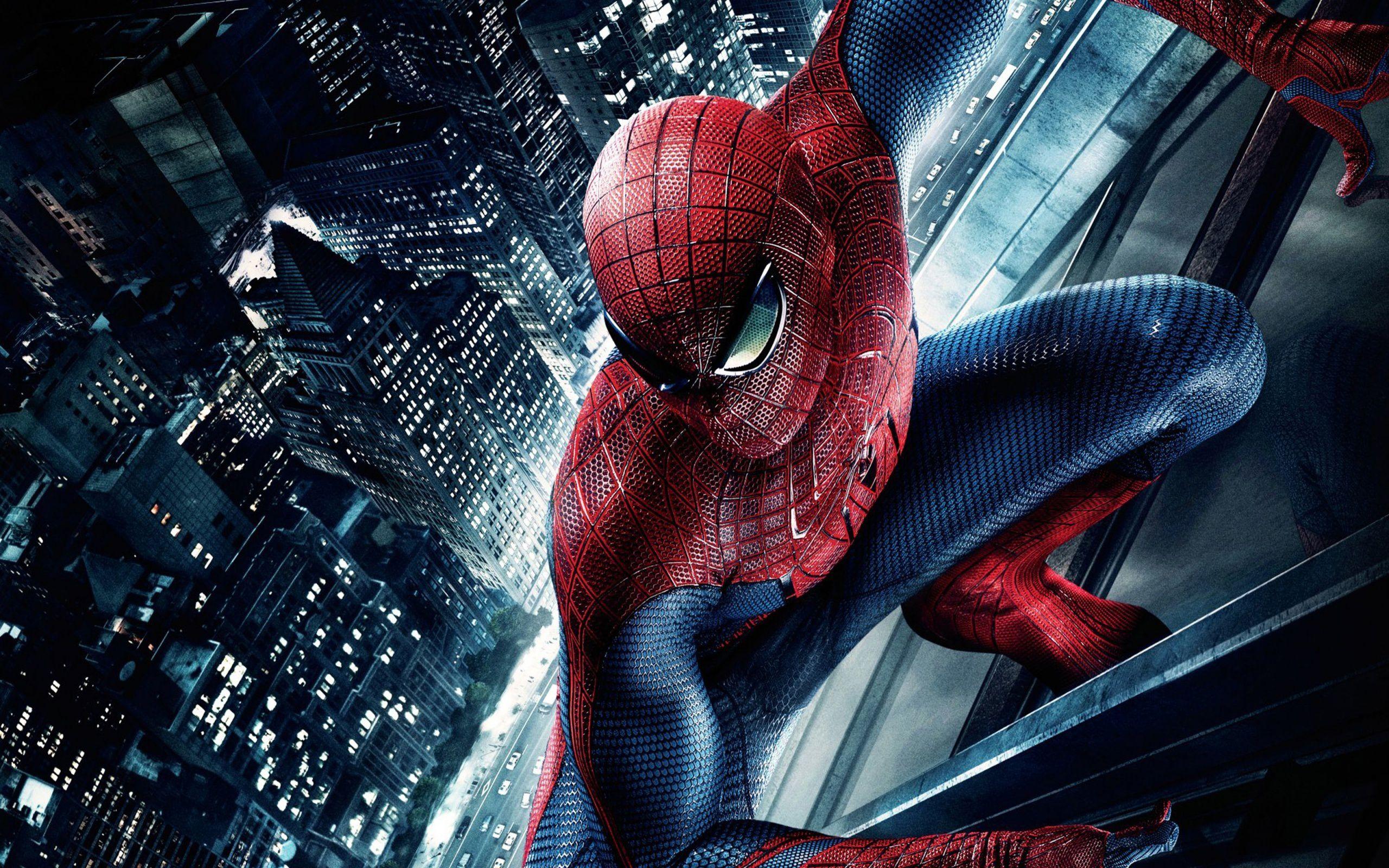 Oblíbená postavička: Spiderman