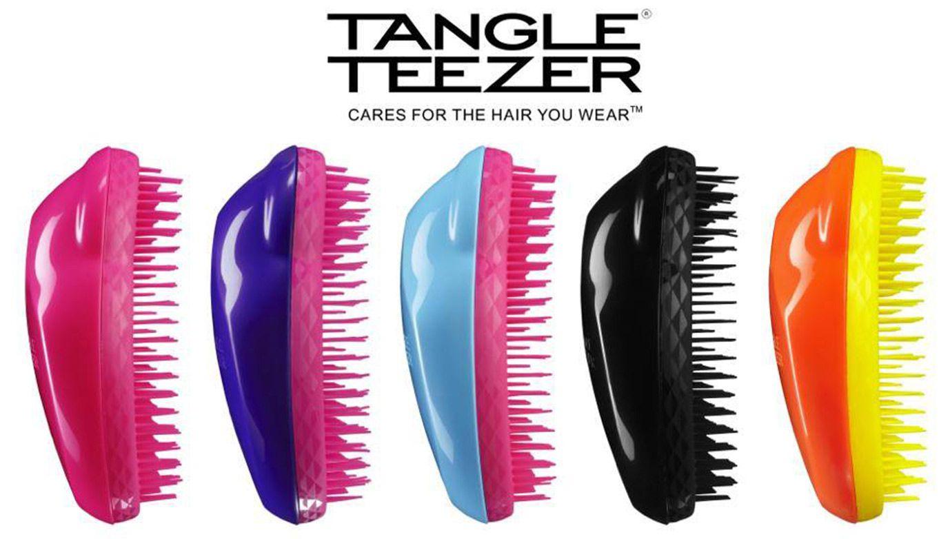 TANGLE TEEZER: Barevná smršť revolučních kartáčů na vlasy