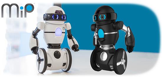Inteligentní robot WowWee MIP vás nadchne