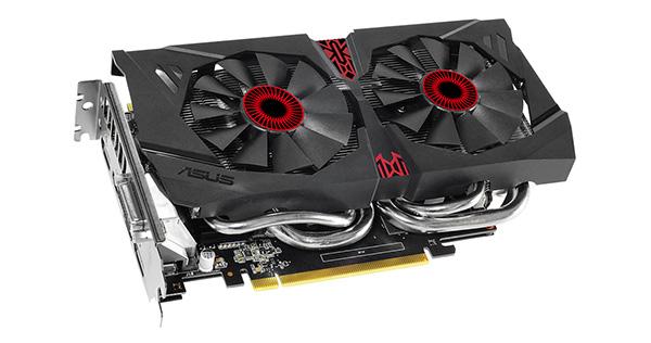 Grafické karty s čipem Nvidia GeForce GTX 960 jsou snem každého hráče