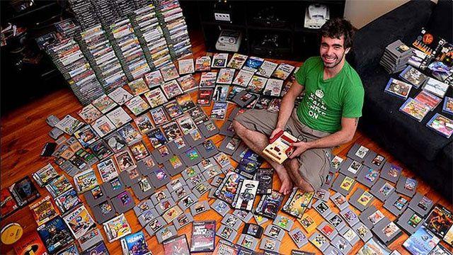 Alza Muzeum – Kolik vzniklo počítačových her?