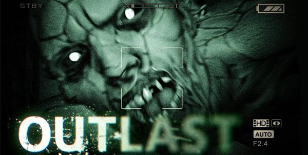 Nová hra Outlast