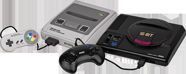 Alza Muzeum - Nintendo versus Sega: Válka konzolí