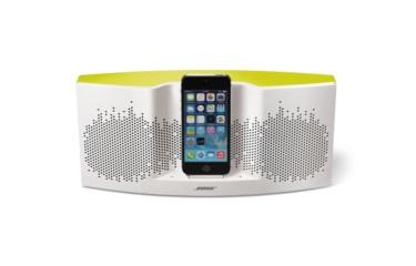 BOSE SoundDock XT bílý/žlutý