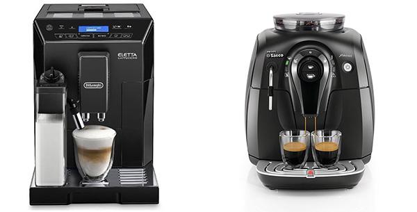 Dopřejte si lahodné espresso ze zrnkové kávy