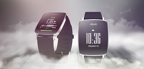 Jedinečné fitness hodinky ASUS VivoWatch