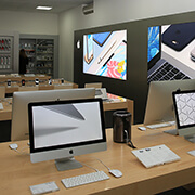 Apple Shop - Showroom Praha 7 Holešovice