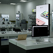 Apple white program - Showroom Plzeň