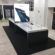 Apple white program - Showroom Brno - střed