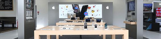 Apple Shop - Showroom Bratislava