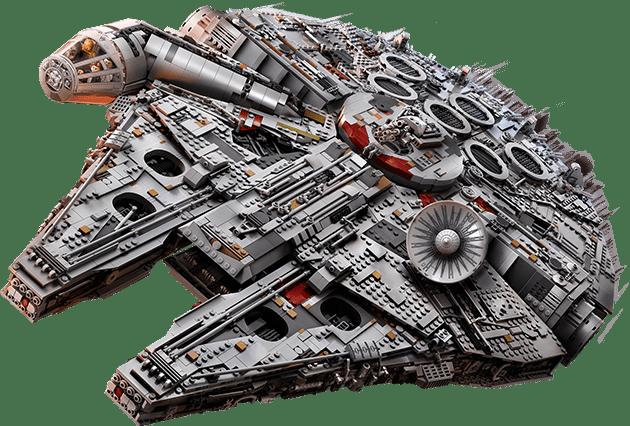 LEGO® Millenium Falcon 75192