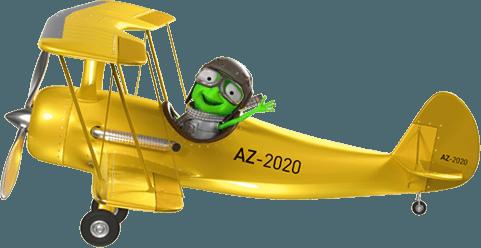 Alzák v letadle